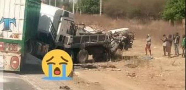 Collision mortelle entre deux camions : Ce que l'on sait sur les trois victimes