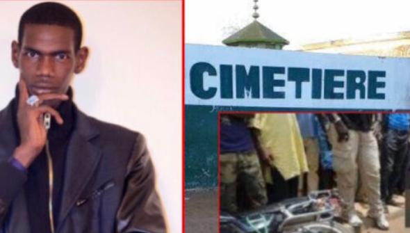 Dernière minute – Cimetière de Yoff, mauvaise nouvelle pour Djiby Seye