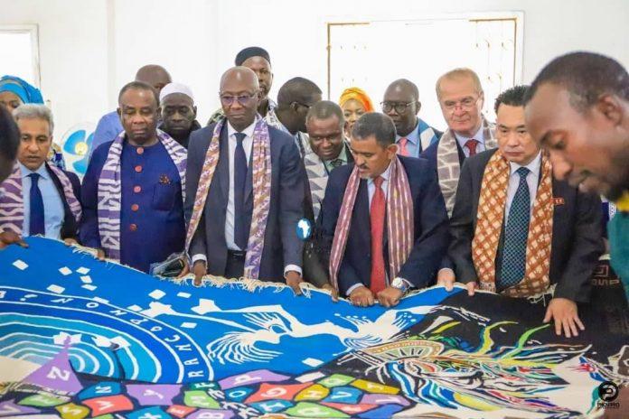 Très bonne nouvelle pour les acteurs culturels – Reprise des visites aux Manufactures Sénégalaises des Arts Décoratifs de Thiès