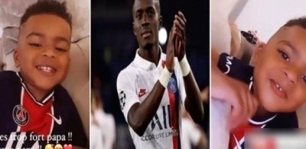 « Bravo PAPA tu est trop fort », quand le petit Issac félicite son père après sa prestation contre le Bayern