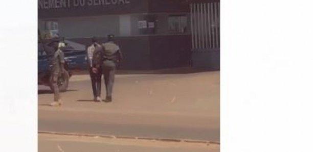 Université de Thiès: Des étudiants arrêtés par la police
