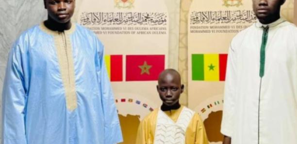 Concours international de mémorisation du Coran: Le Sénégal remporte la 1ère, 2e et 3e place