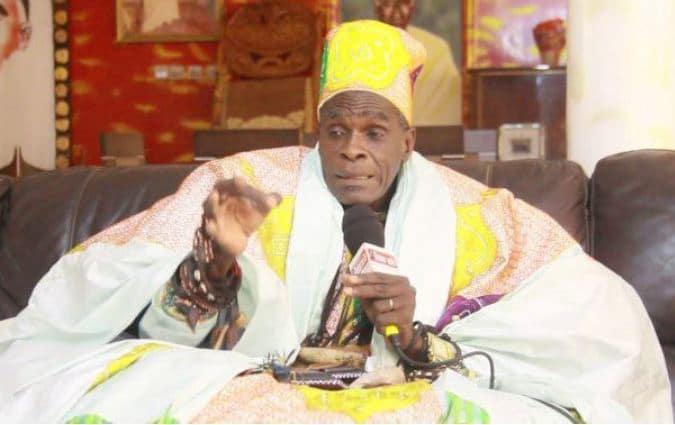 Jaraaf Youssou Ndoye adoube le Chef de l'Etat et prédit sa victoire