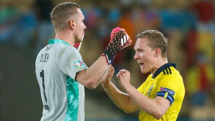 Euro 2021 : La Suède bat la Slovaquie 1-0 et fait un pas vers les huitièmes de finale