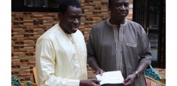Assane Ndiaye immortalise Thione Seck pour toujours