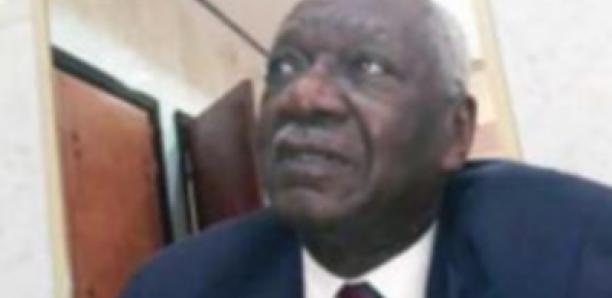 Nécrologie : Décès ce jour, de l'ancien ambassadeur et ancien ministre Falilou Kane