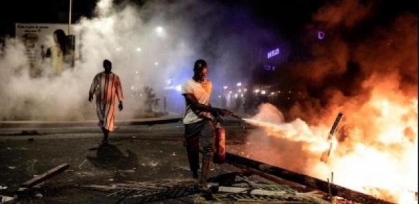 En plein tournage, la voiture des acteurs d'infidèles prend feu: Sonia blessée