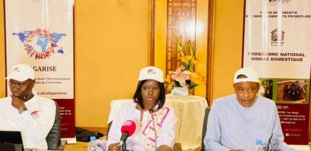 Relance économique : L'Administrateur du FONGIP en conclave avec son personnel
