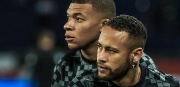 Neymar n'a pas digéré les envies de départ de Mbappé