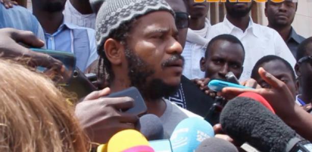Kilifeu et Simon : Y'en a marre au tribunal pour soutenir ses camarades