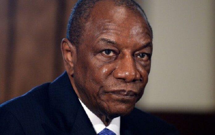 Putsch en Guinée : Le lieu de détention d'Alpha Condé connu !