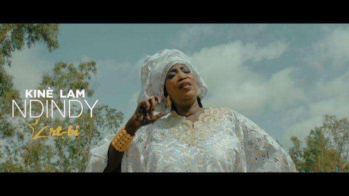 "Magal 2021 : ""Ndindy"", Kiné Lam chante Bamba dans son nouveau clip"