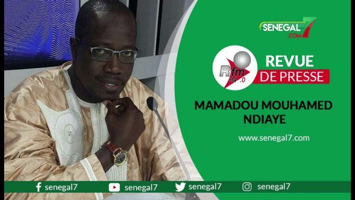 Revue de presse (wolof) Rfm du Vendredi 17 septembre 2021 avec Mamadou Mouhamed Ndiaye