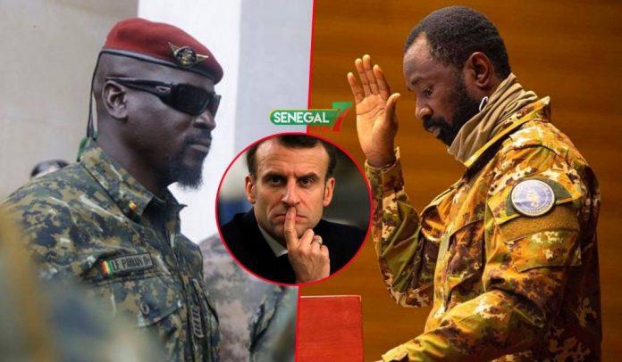 Guinée-Mali : Juntes au pouvoir et front anti-France ?